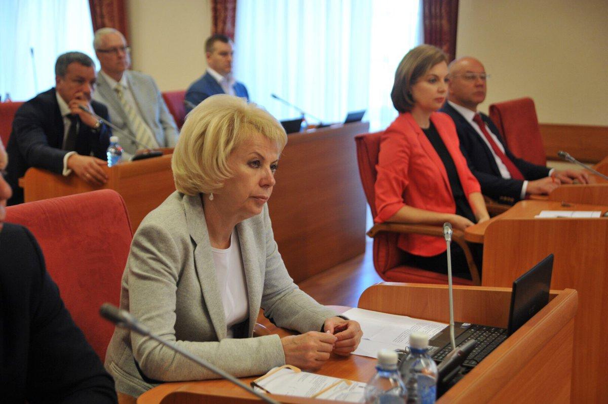 В Ярославской области планируют сохранить льготы для женщин с 55-ти и для мужчин с 60-ти лет
