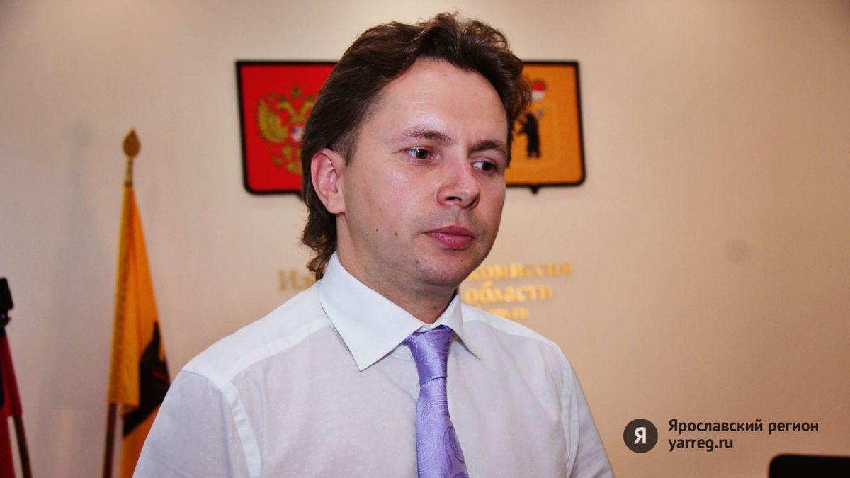 Денис Васильев покинул пост главы Ярославского облизбиркома