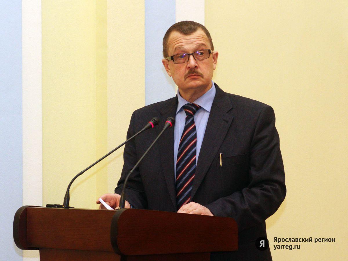 Уволился глава департамента здравоохранения Ярославской области