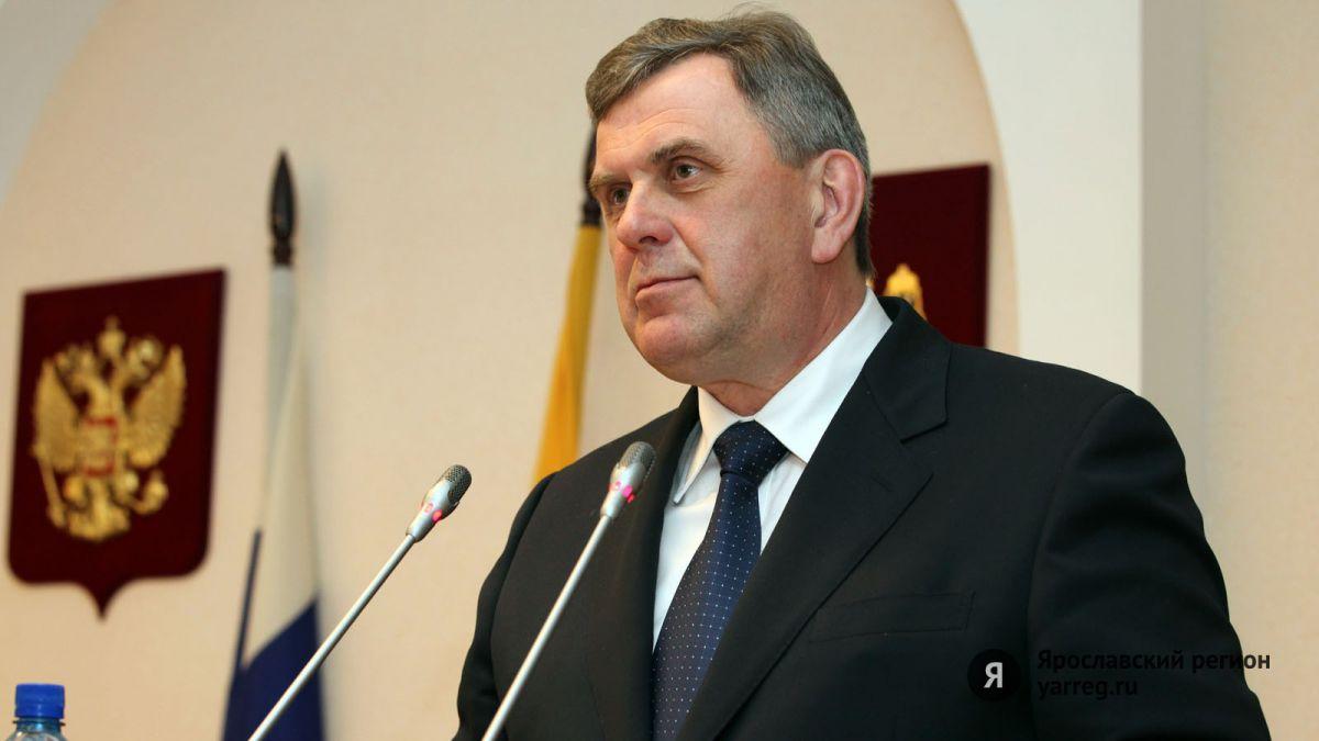 Сергей Ястребов встретился в Ярославле с европарламентариями