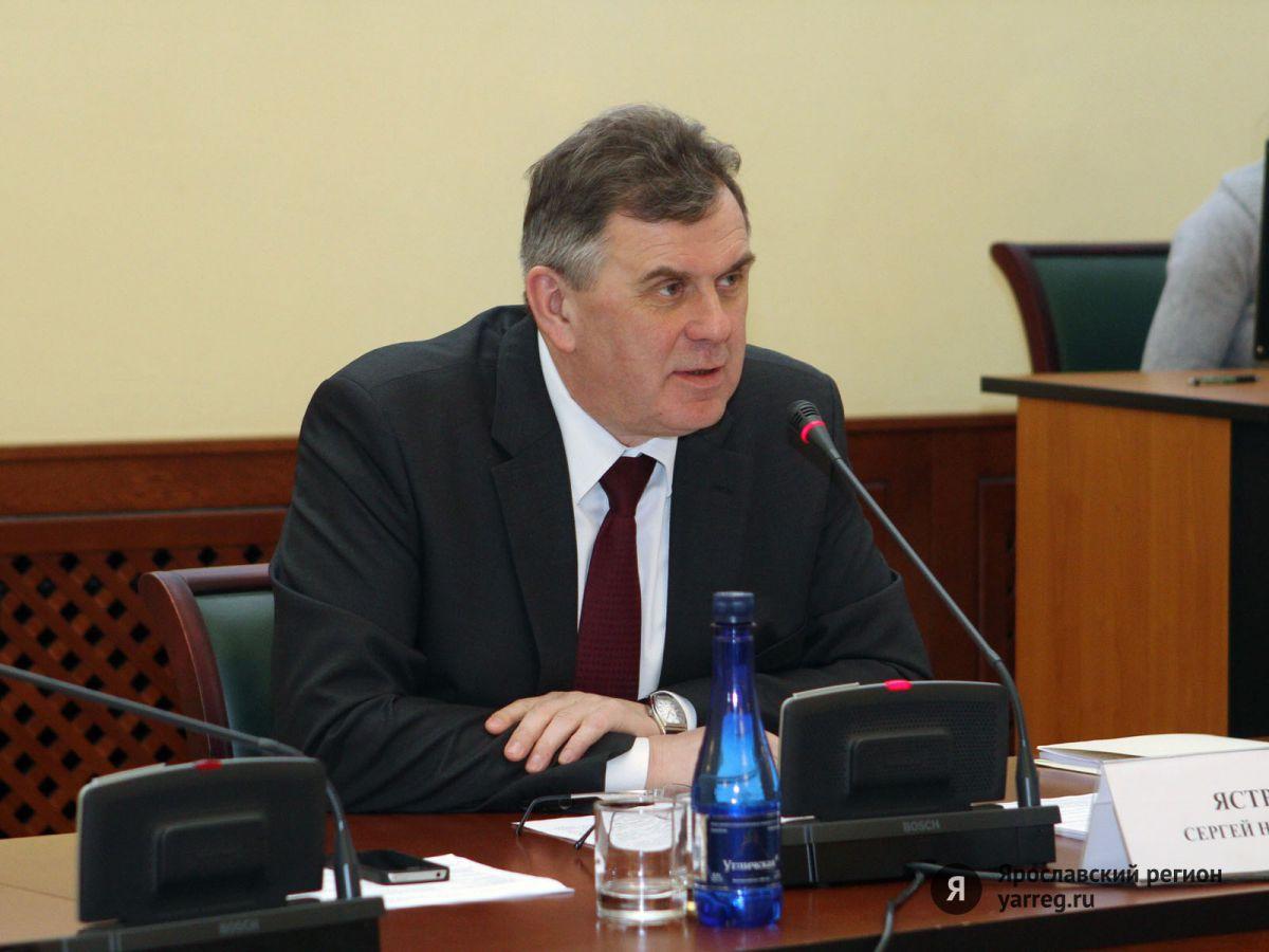 Сергей Ястребов принял участие во Всероссийском совещании по проблемам гражданской обороны