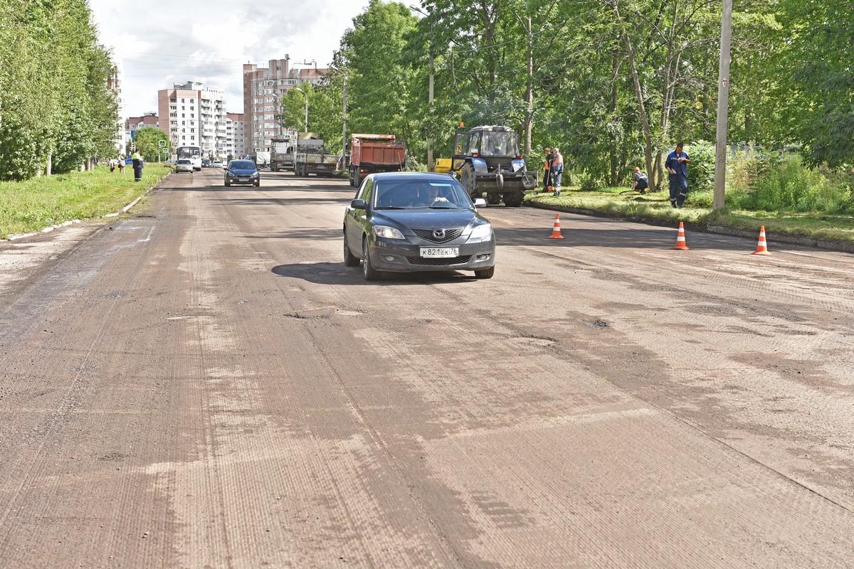 Самые убитые дороги Ярославля найдут активисты ОНФ