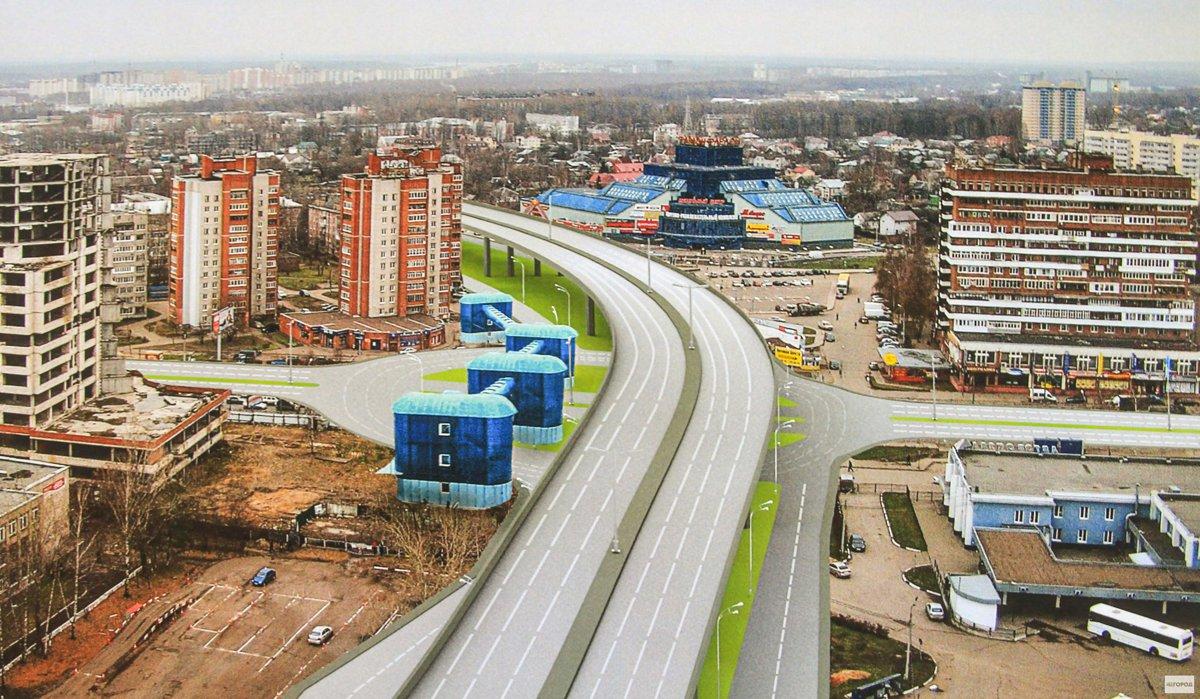 Дмитрий Миронов рассказал о перспективах Карабулинской развязки