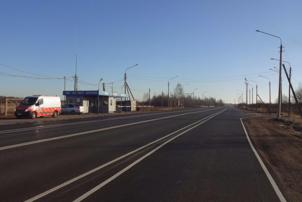 До 2024 года в Ярославской области отремонтируют более 1200 километров дорог