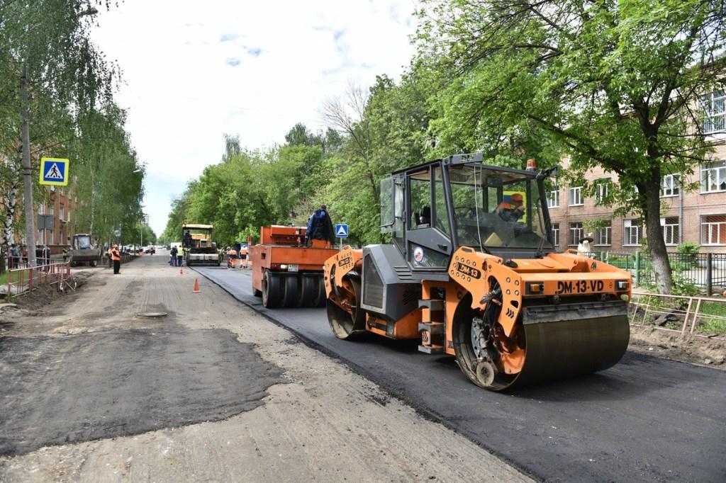 Власти назвали улицы, которые будут ремонтировать в Ярославле на этой неделе