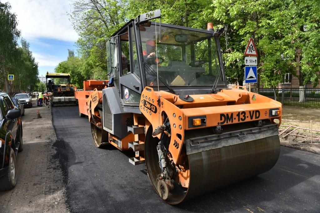 В июле в Ярославской области завершат строительство шести дорог