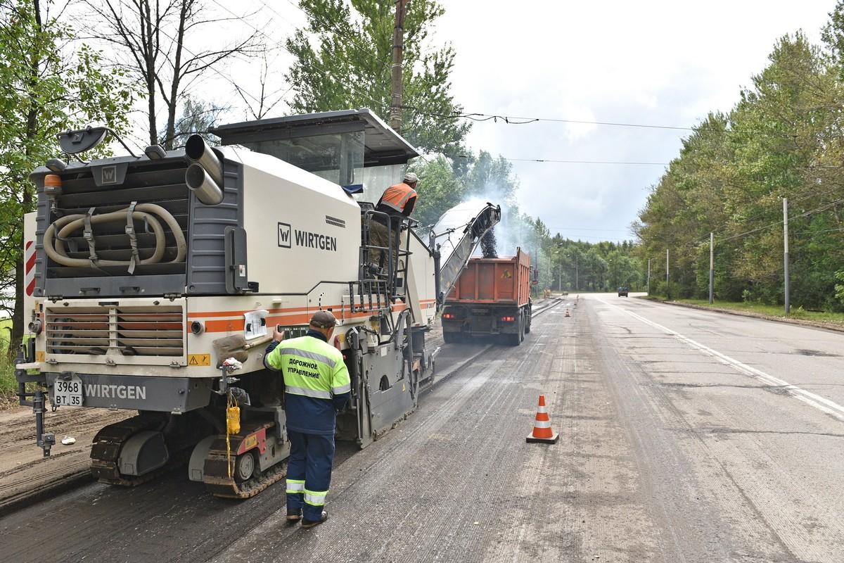В Ярославской области заключили контракты на ремонт дорог по нацпроекту на 97% объектов