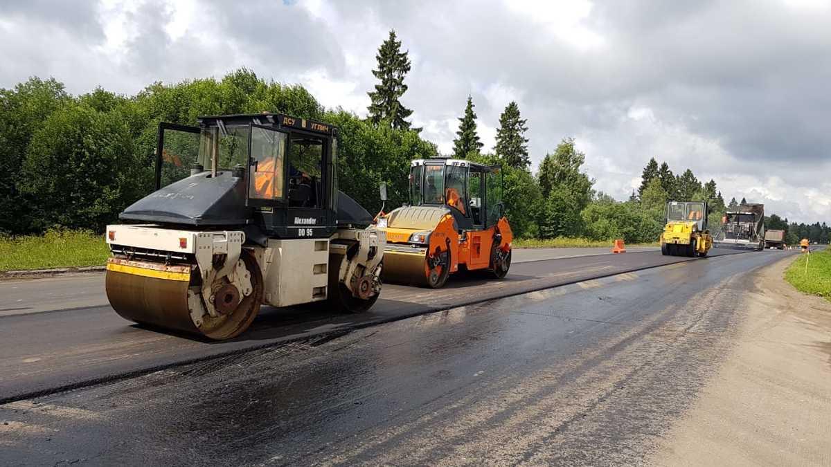 На ремонт дорог Ярославской области в следующем году потратят более 7 миллиардов рублей