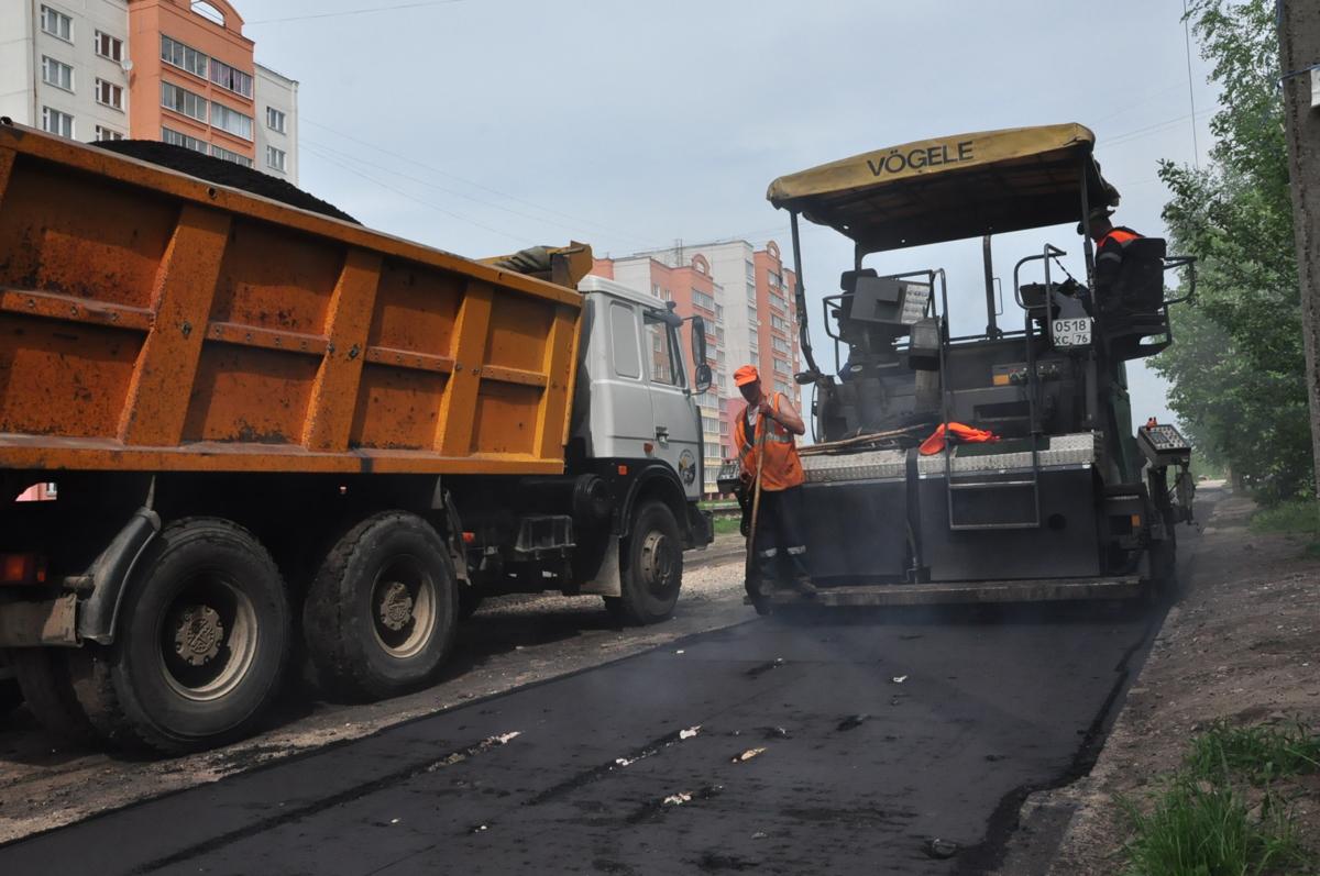 Объявлен аукцион на ремонт дорог в Ярославле по губернаторской программе