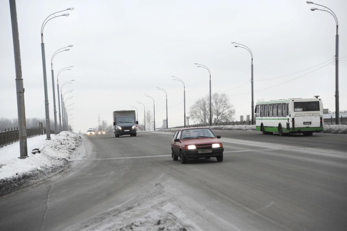 Движение на Добрынинском мосту в Ярославле частично ограничат