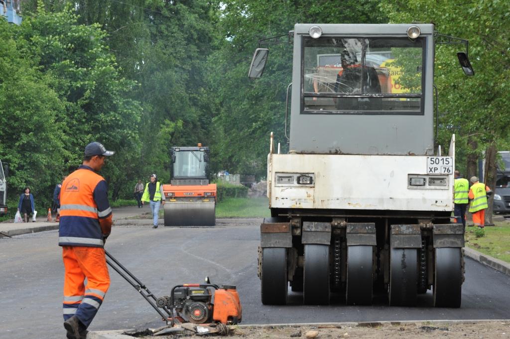 В Ярославле прокуратура требует отремонтировать несколько улиц