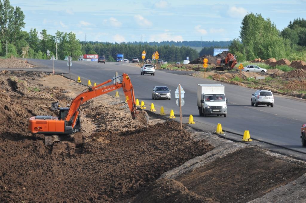 В 2018 году за счет средств дорожного фонда приведено в нормативное состояние 270 километров дорог – Миронов