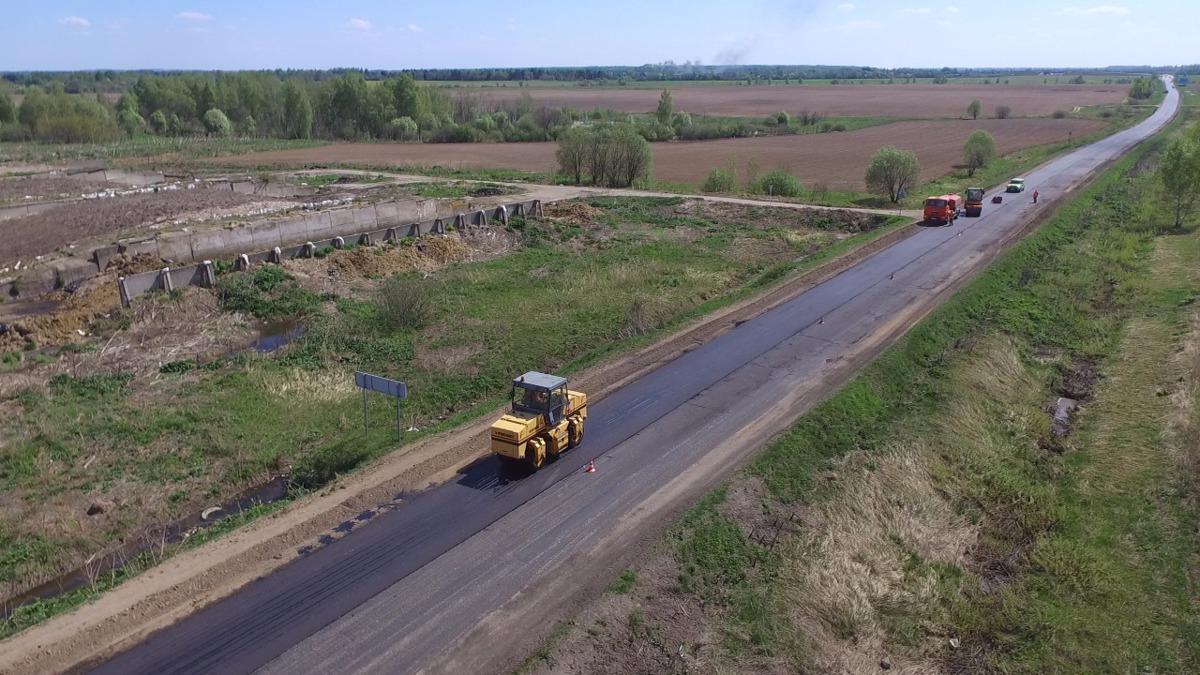 Объем дорожного фонда Ярославской области в 2019 году составит более 6,8 миллиарда рублей