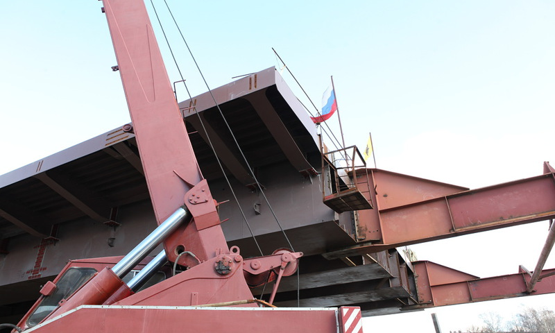 Новый мост через Которосль достроят в конце июня – Миронов