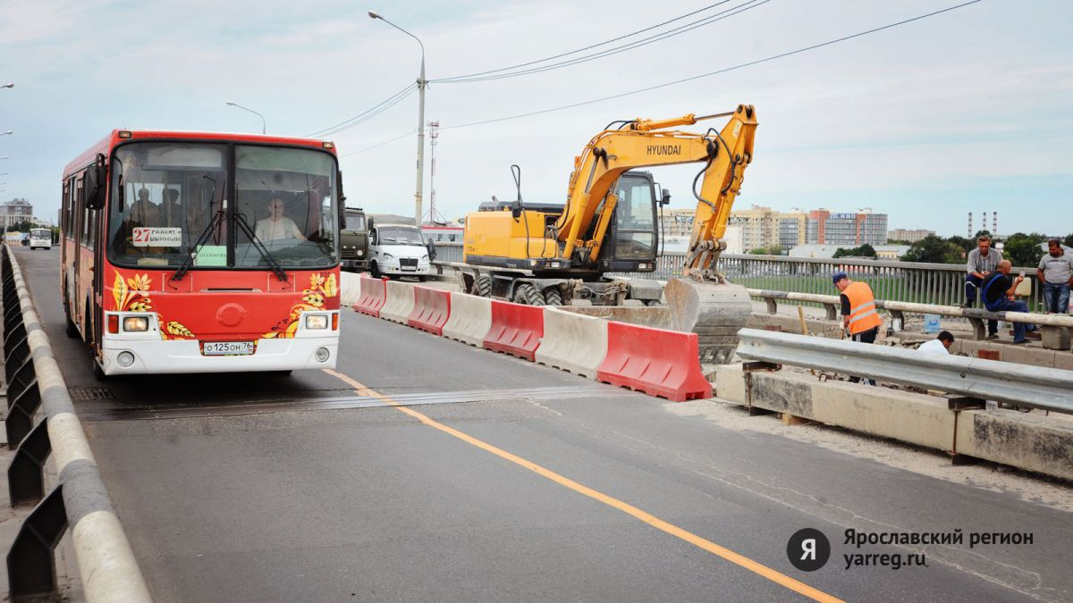 В Рыбинске вводится временное ограничение движения транспорта