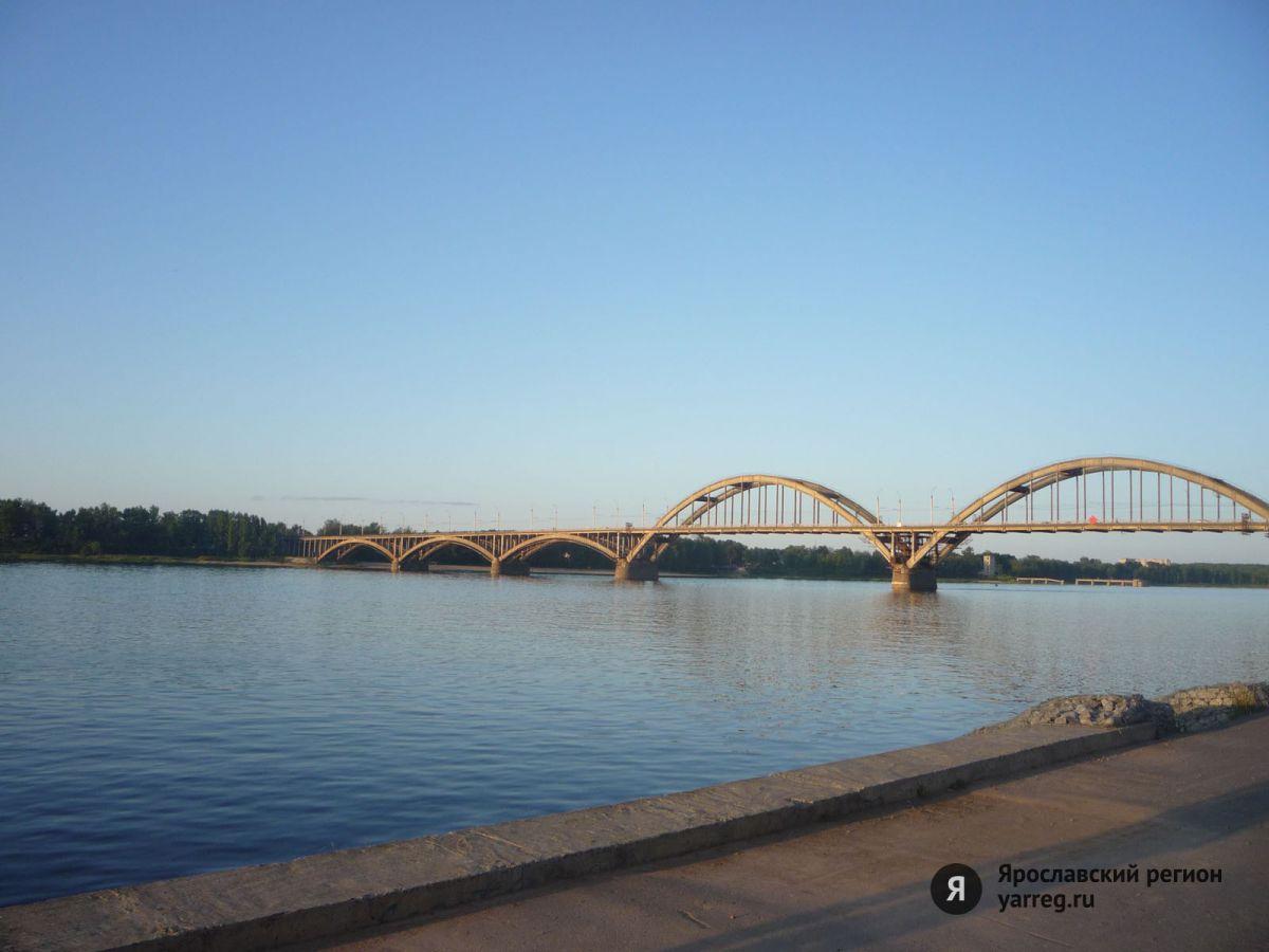Движение по мосту через Волгу в Рыбинске возобновят к июлю