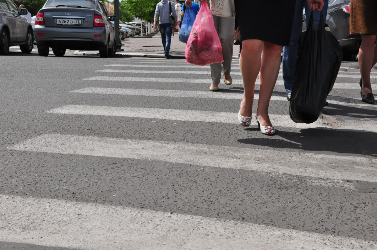 В Ярославле ремонтируют дороги в Брагине