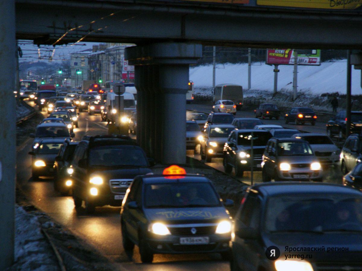 В Ярославле проверяют таксистов