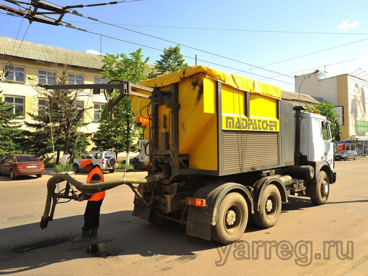 Ремонт колодцев на улично-дорожной сети стартовал в Рыбинске