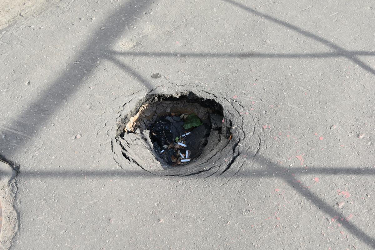 Прокуратура требует отремонтировать дорогу под Ярославлем