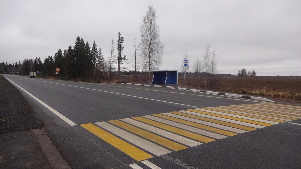 В следующем году продолжат ремонт трассы Ярославль – Рыбинск