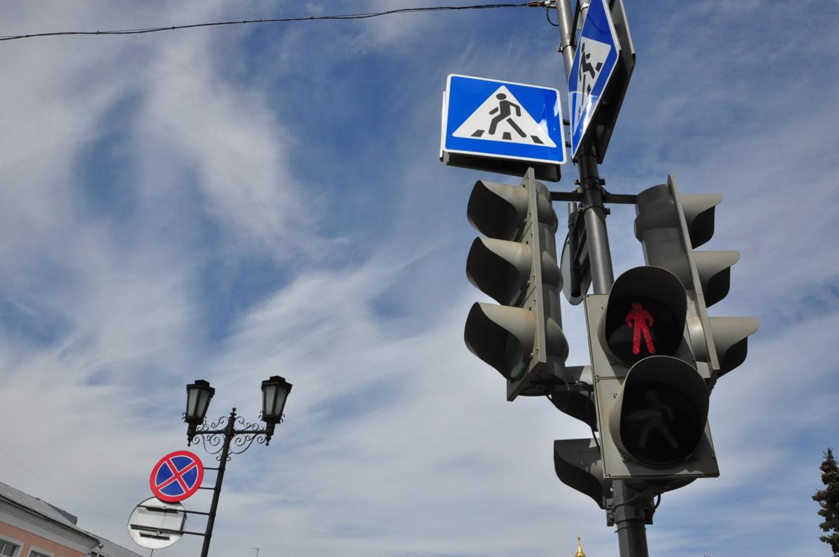 В будние дни светофоры на Московском проспекте будут работать в прежнем режиме