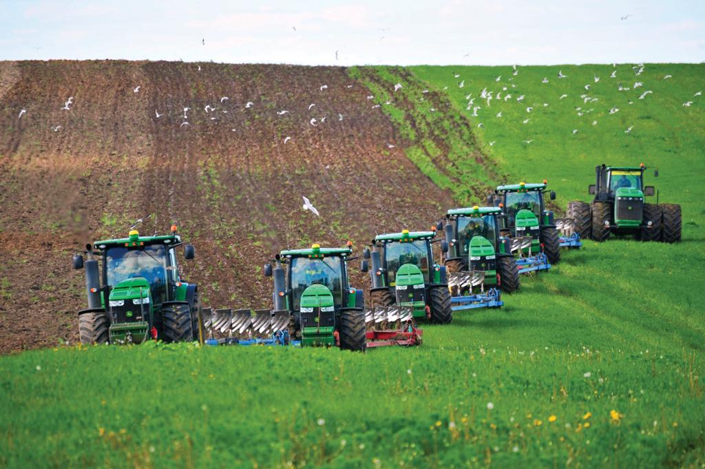 Экспорт сельхозпродукции из Ярославской области за год вырос на 75%