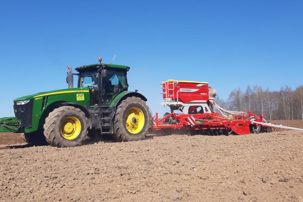 В Ярославской области по сравнению с прошлым годом вырос урожай картофеля, овощей и зерна