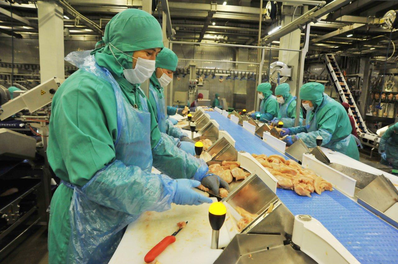 Объем экспорта продукции АПК Ярославской области за полгода составил свыше 9,5 млн долларов США