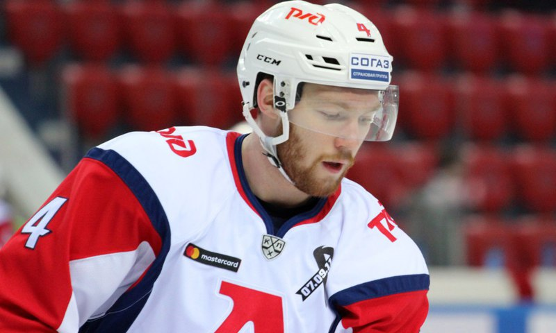 Шайба ярославца не спасла сборную России от поражения на старте Олимпиады