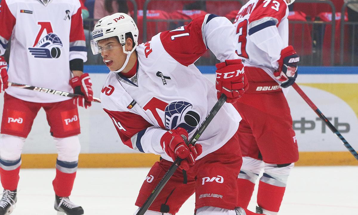 Четыре игрока «Локомотива» сыграют за сборную России на молодежном чемпионате мира
