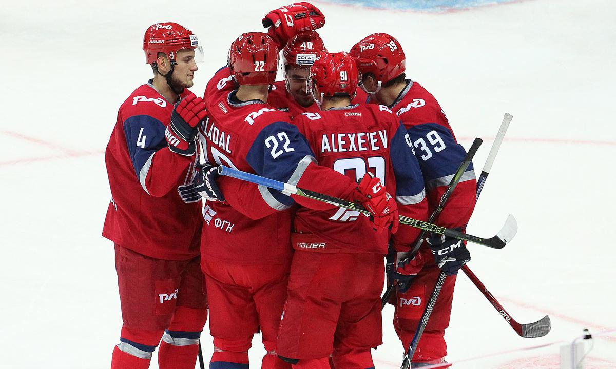 «Локомотив» узнал своего соперника по первому раунду плей-офф