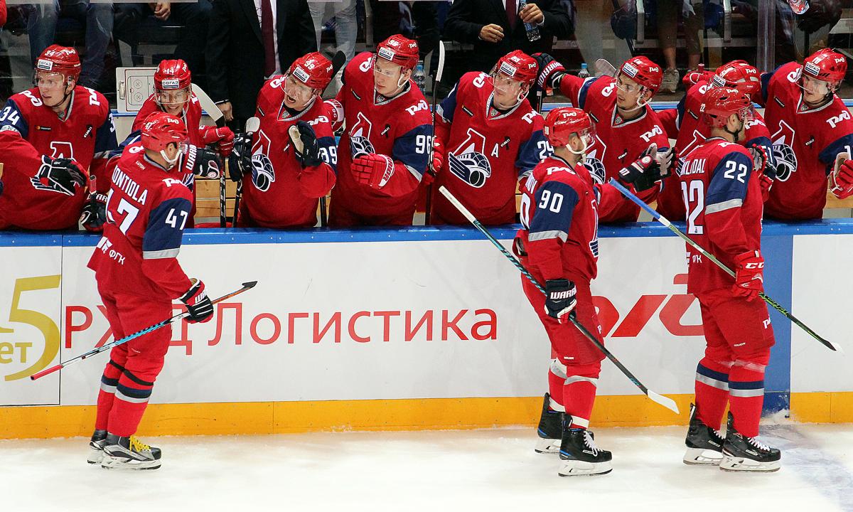 «Локомотив» узнал календарь на новый сезон КХЛ: на старте четыре домашних матча