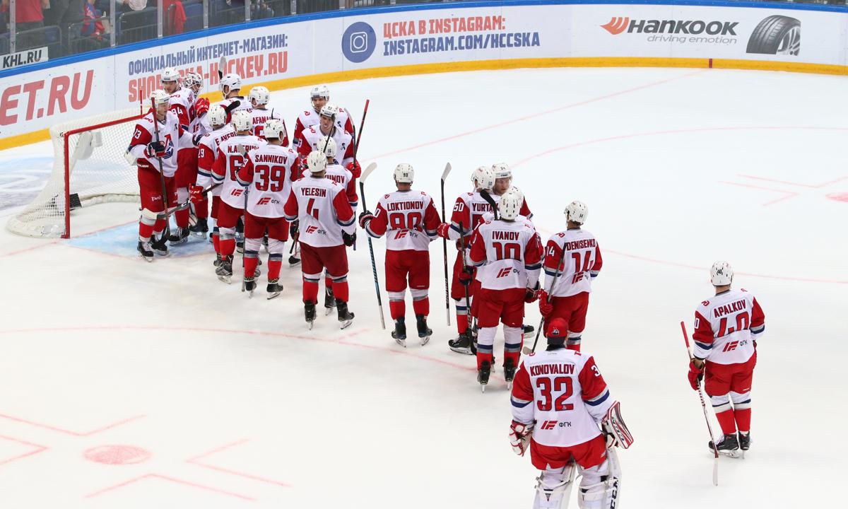 «Локомотив» проиграл «Торпедо» в заключительном матче перед паузой в КХЛ