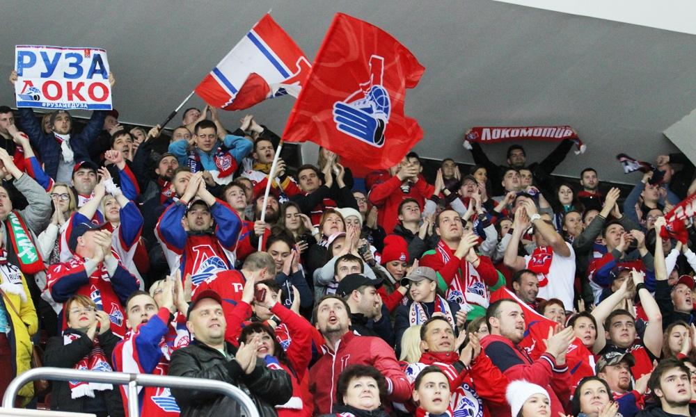 ХК «Сочи» обыграл «Локомотив» и сравнял счет в серии