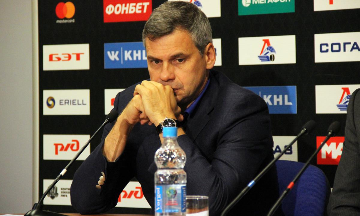 В «Локомотиве» практически полностью сменится тренерский штаб