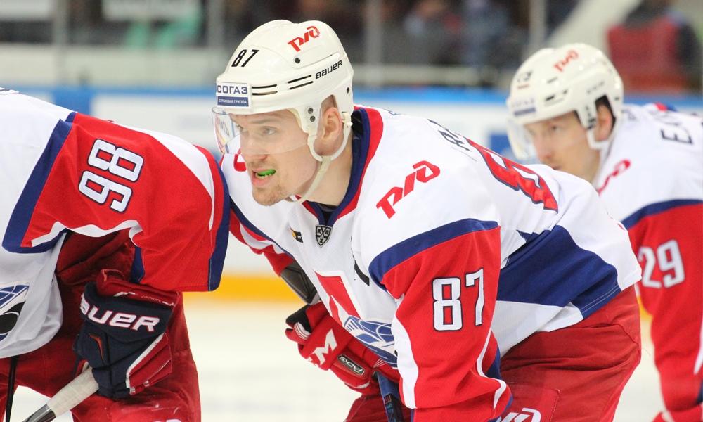 «Локомотив» сохранил в команде Рафикова, Черепанова и Ильенко