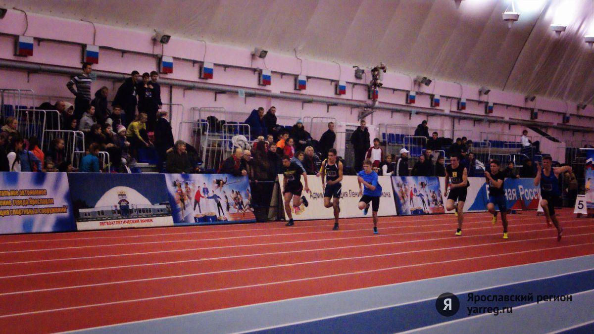 Рыбинский легкоатлет завоевал две медали на первенстве России