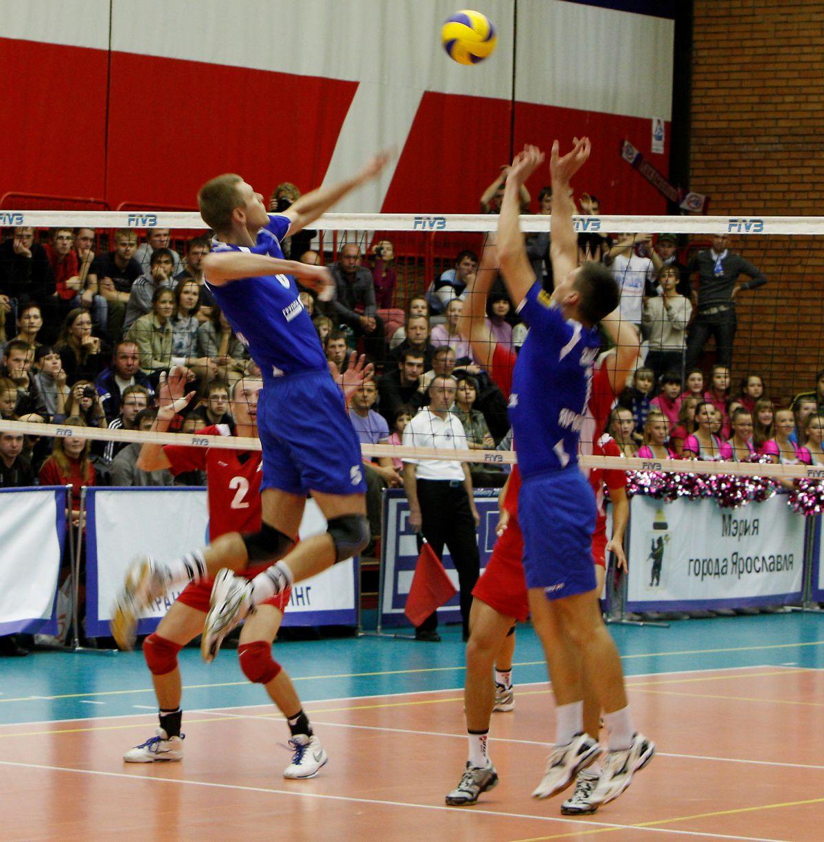 Волейбол: «Ярославич» еще не потерял шансов
