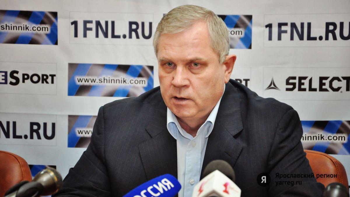 Валерий Фролов: «Нам удалось создать боеспособный коллектив, который может решать высокие задачи»