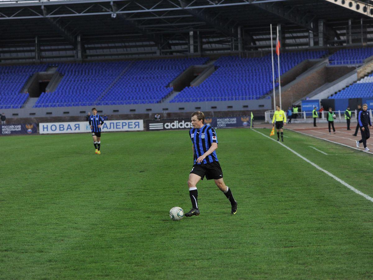 Мэр Ярославля потребовал привести в порядок стадион к матчу «Шинника» и «Тюмени»