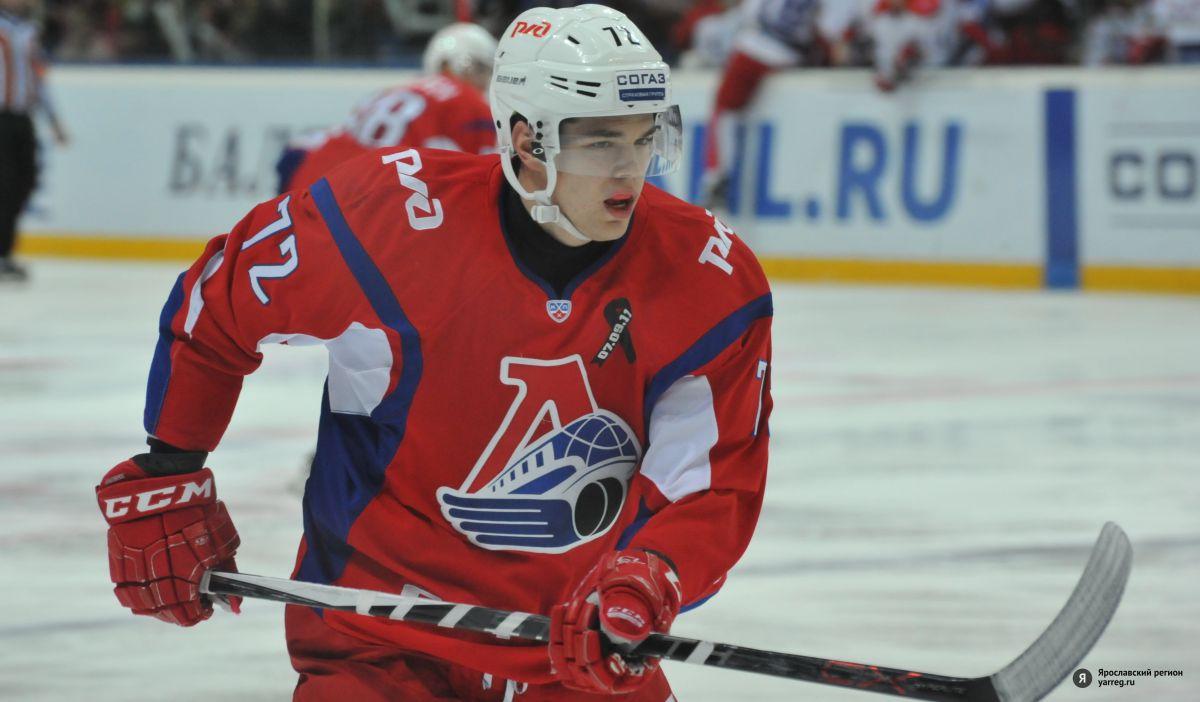 Эмиль Галимов вернулся в «Локомотив»