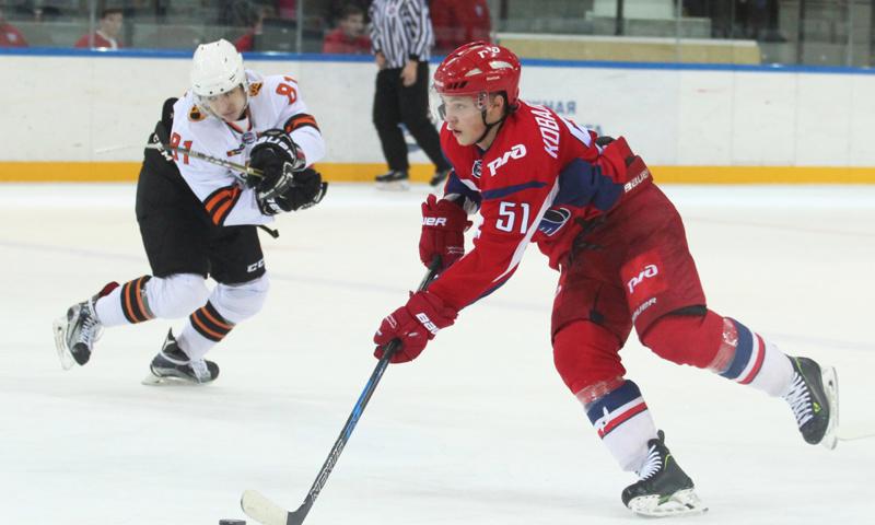 Сын легенды «Локомотива» выбран на драфте НХЛ клубом «Колорадо»