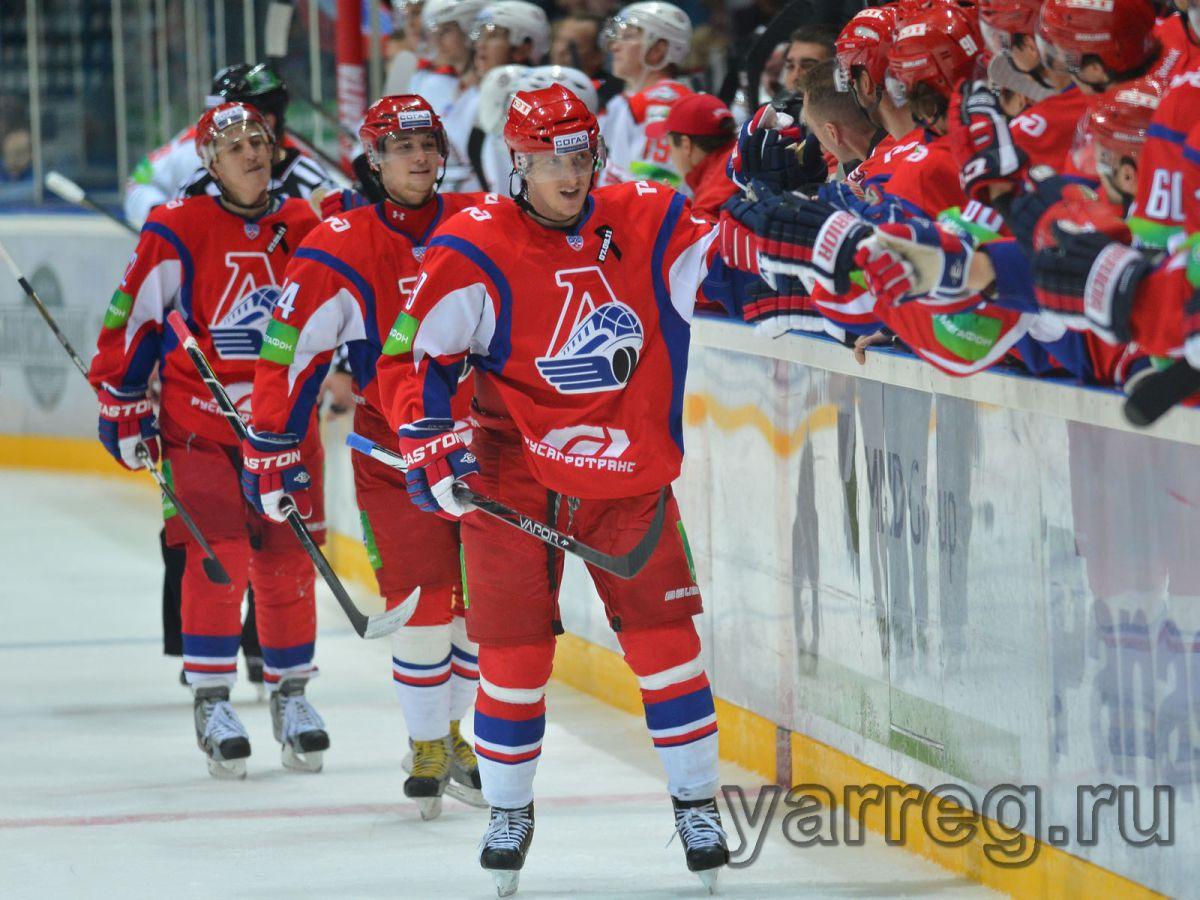 «Локомотив» одержал вторую победу над «Динамо»