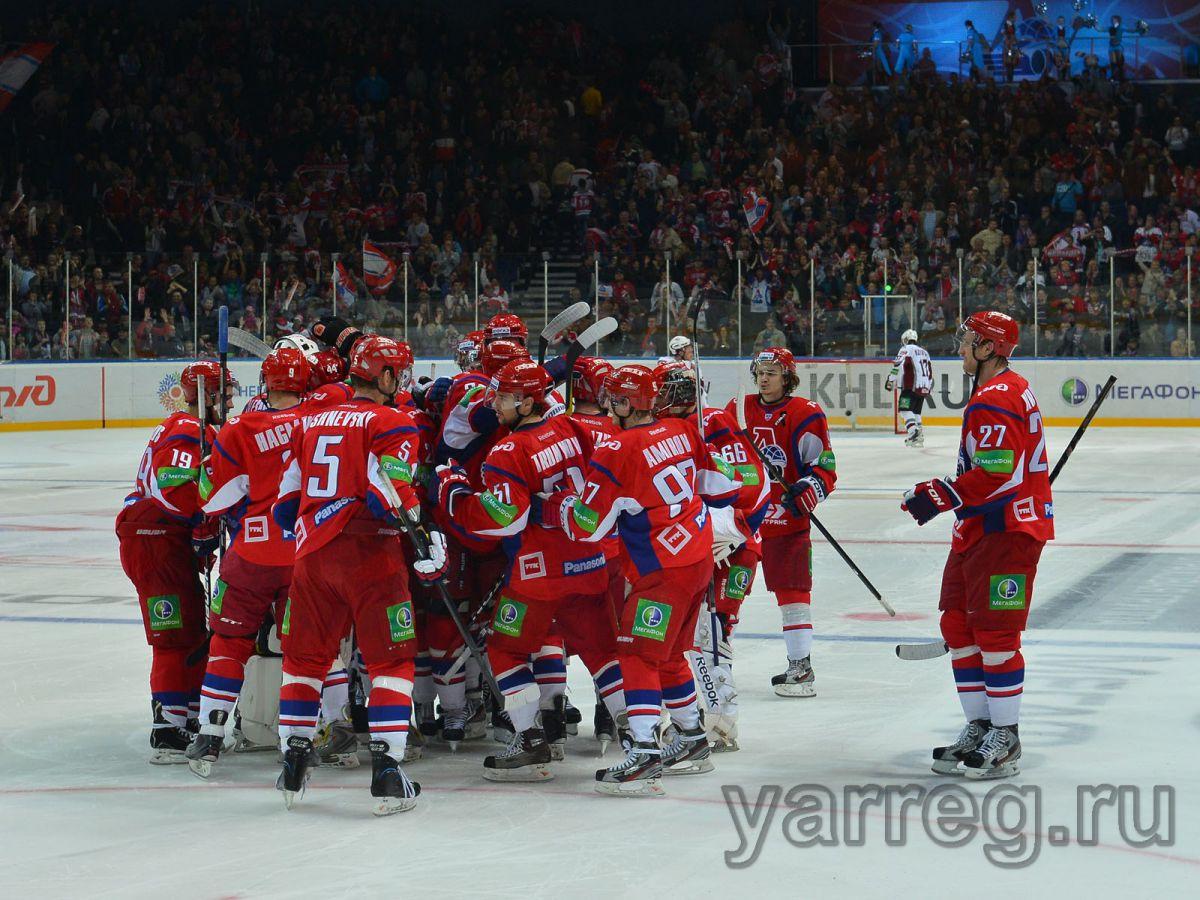 Игры ярославского «Локомотива» вошли в десятку самых посещаемых в Европе