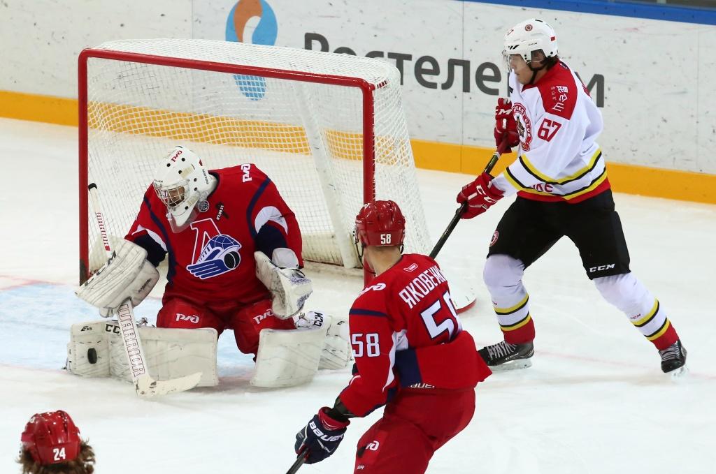 Два ярославских хоккеиста вошли в число лучших в декабре