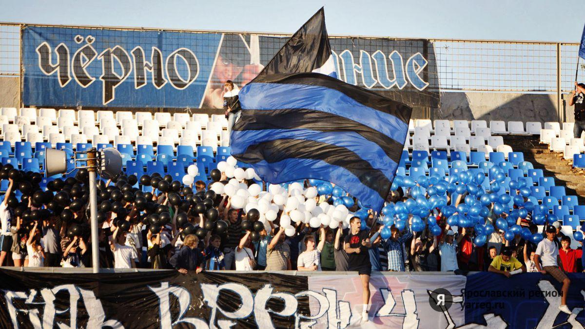 Дмитрий Миронов внес в областную Думу законопроект, направленный на поддержку ФК «Шинник»