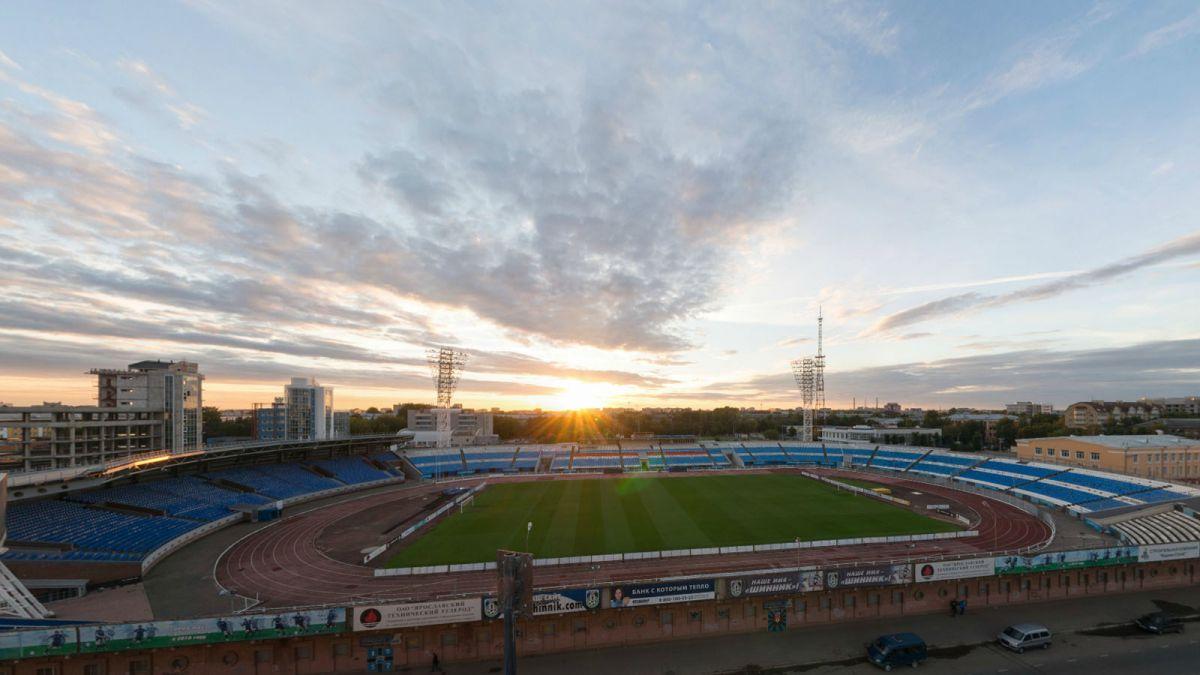 На стадионе «Шинник» в Ярославле начинаются строительные работы