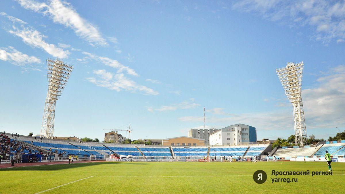 В день матча «Шинник» - «Спартак-2» в Ярославле ограничат движение транспорта