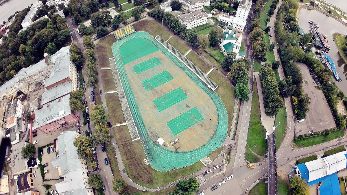До конца 2018 года стадион «Спартаковец» приватизируют